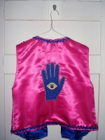 All Seeing Eye Vest | Sassy J