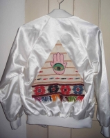 All Seeing Eye Jacket | Sassy J