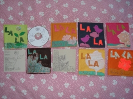 Unique LA LA CD Cases  by Sassy J | Sassy J