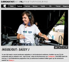 Inside/out Interview on DJ Broadcast.Net | Sassy J