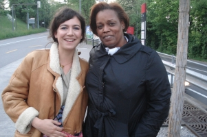 MEETING MRS DIANNE REEVES  ON THE STREET….!!! | Sassy J