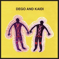 Record Cover Dego & Kaidi EP Part 2 on Eglo Records | Sassy J
