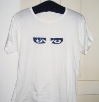 Eye To Eye Shirt | Sassy J