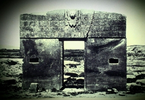 Tiwanaku - Gate Of The Sun | Sassy J