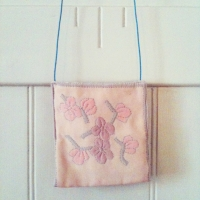 Cherry Blossom Treasure Bag | Sassy J