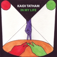 Artwork Record Cover - Kaidi Tatham - In My Live - 2000Black | Sassy J