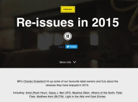 Boiler Room- Rewind 2015: Re-issues In 2015 | Sassy J
