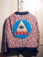 All Seeing Eye Out like Aye Aye  Captain Jacket | Sassy J