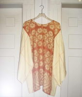 Golden Tea Robe | Sassy J