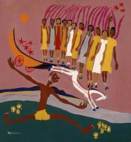 William H. Johnson | Sassy J